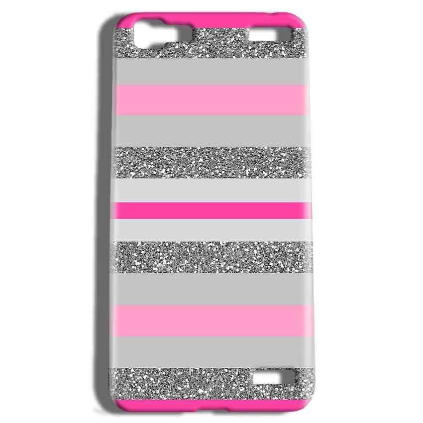 Vivo V1 Max Mobile Covers Cases Pink colour pattern - Lowest Price - Paybydaddy.com
