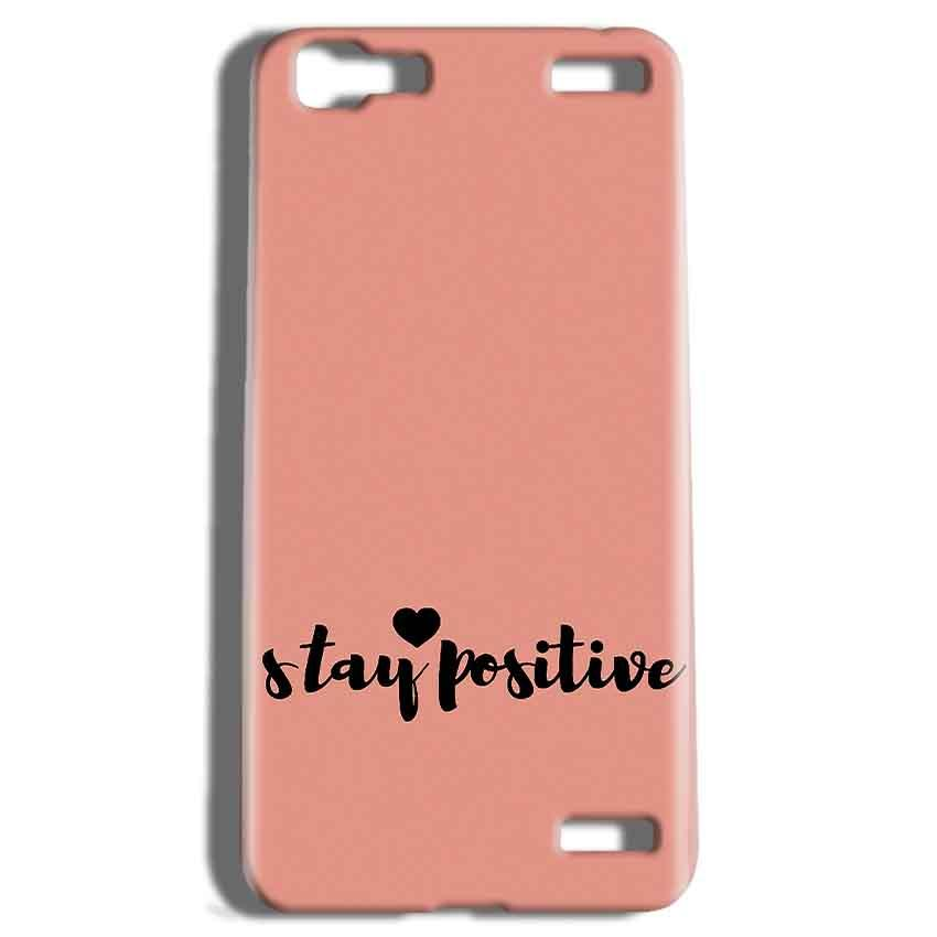 Vivo V1 Max Mobile Covers Cases Stay Positive - Lowest Price - Paybydaddy.com
