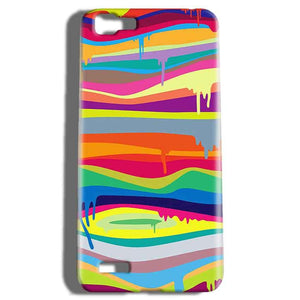 Vivo V1 Mobile Covers Cases Melted colours - Lowest Price - Paybydaddy.com