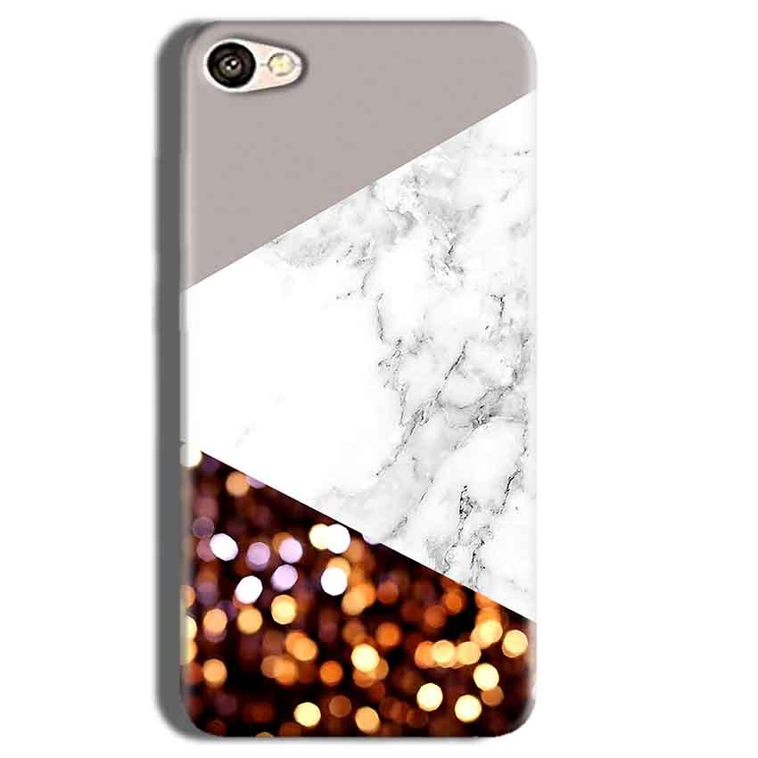 Vivo Y55L Mobile Covers Cases MARBEL GLITTER - Lowest Price - Paybydaddy.com