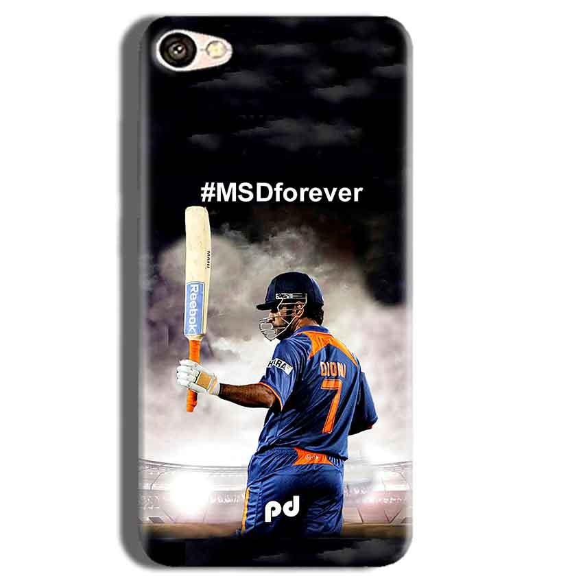Vivo Y55L Mobile Covers Cases MS dhoni Forever - Lowest Price - Paybydaddy.com