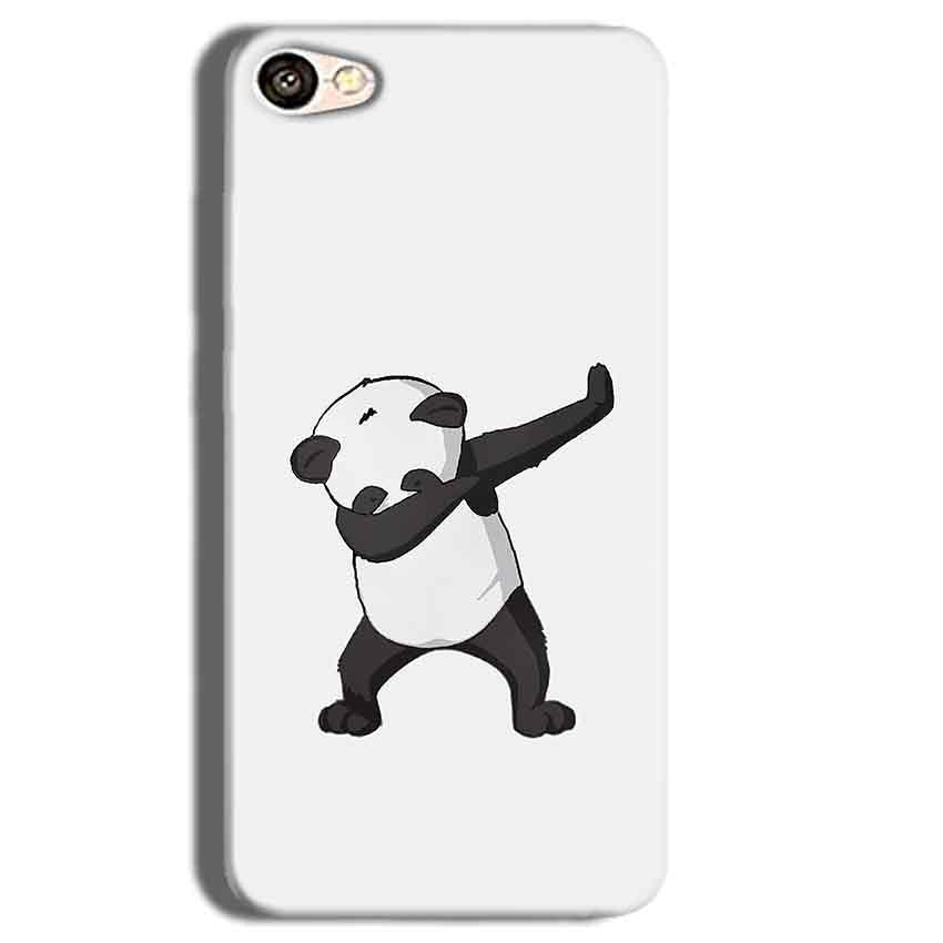 Vivo Y55L Mobile Covers Cases Panda Dab - Lowest Price - Paybydaddy.com