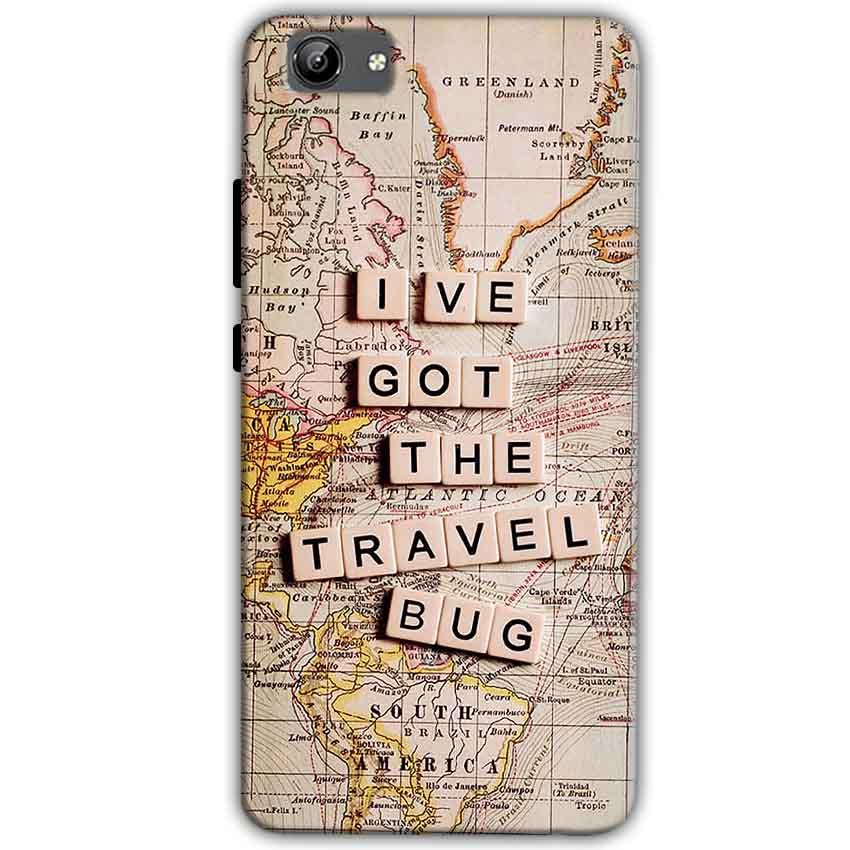 Vivo Y71 Mobile Covers Cases Live Travel Bug - Lowest Price - Paybydaddy.com