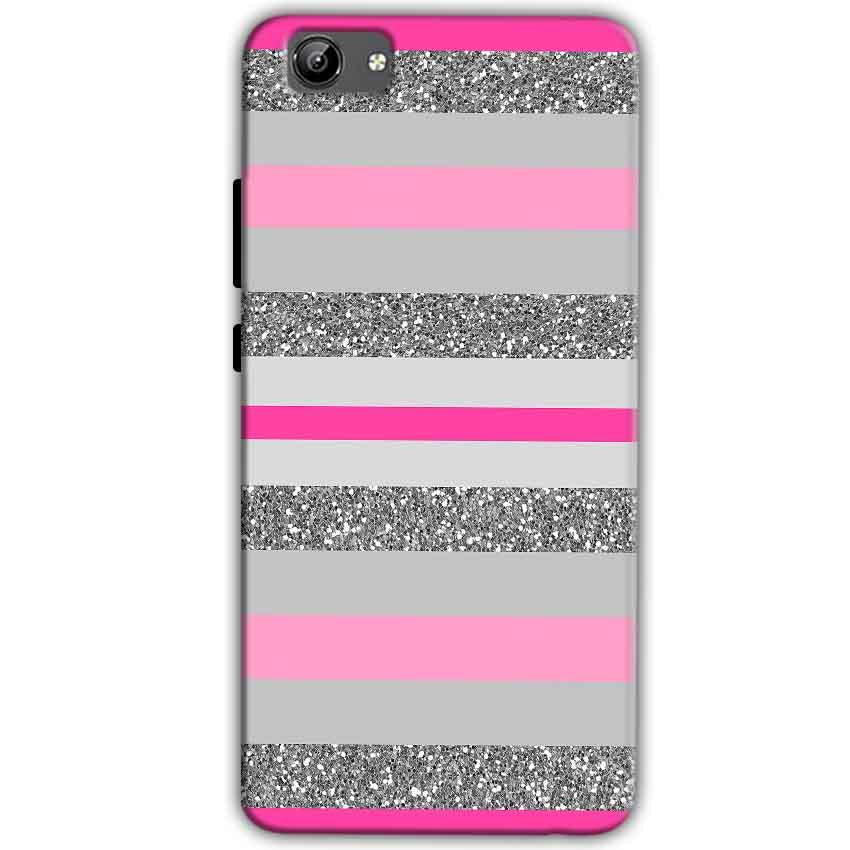Vivo Y71 Mobile Covers Cases Pink colour pattern - Lowest Price - Paybydaddy.com