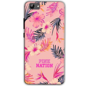 Vivo Y71 Mobile Covers Cases Pink nation - Lowest Price - Paybydaddy.com