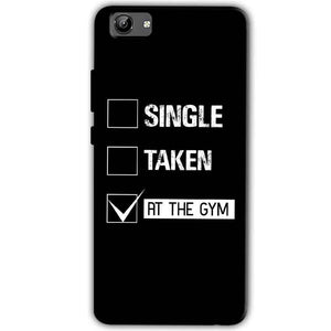 Vivo Y71 Mobile Covers Cases Single Taken At The Gym - Lowest Price - Paybydaddy.com