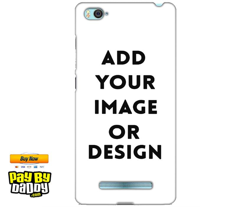Customized Xiaomi Mi4i Mobile Phone Covers & Back Covers with your Text & Photo