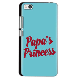 Xiaomi Mi5 Mobile Covers Cases Papas Princess - Lowest Price - Paybydaddy.com