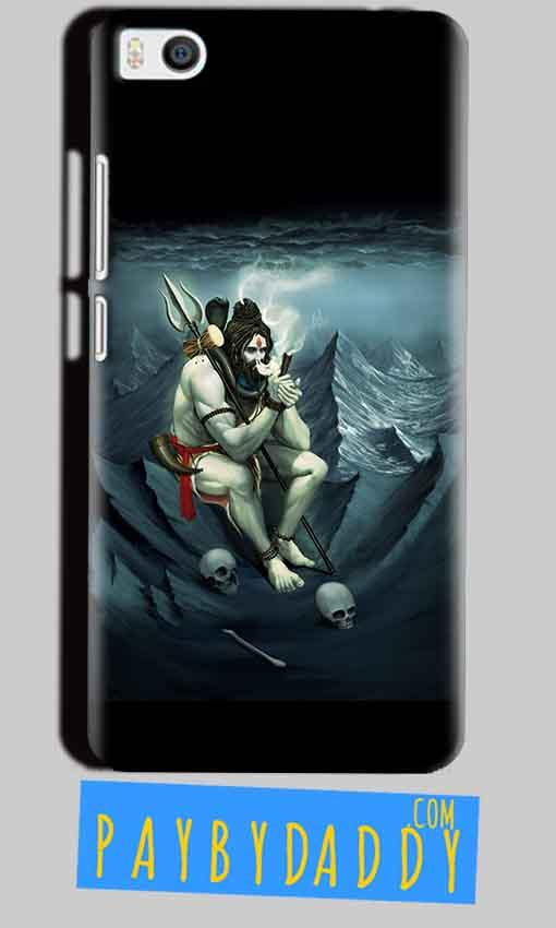 Xiaomi Mi5 Mobile Covers Cases Shiva Smoking - Lowest Price - Paybydaddy.com