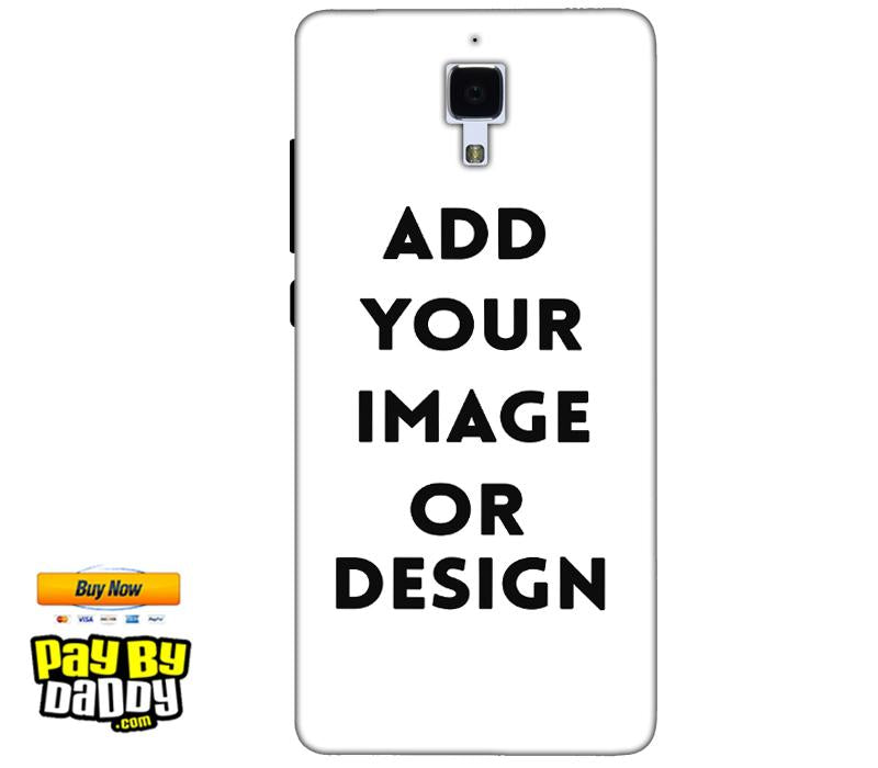 Customized Xiaomi Mi 4 Mobile Phone Covers & Back Covers with your Text & Photo