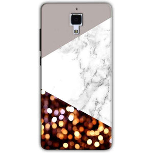 Xiaomi Mi 4 Mobile Covers Cases MARBEL GLITTER - Lowest Price - Paybydaddy.com