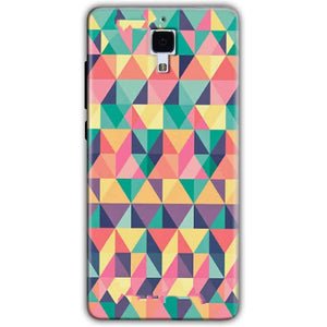 Xiaomi Mi 4 Mobile Covers Cases Prisma coloured design - Lowest Price - Paybydaddy.com