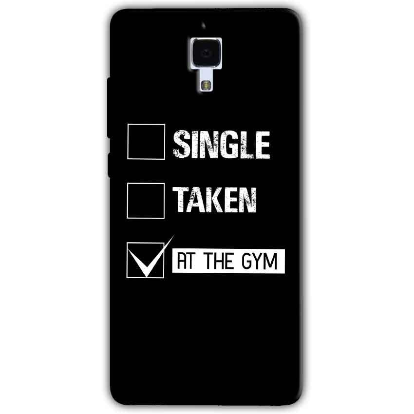 Xiaomi Mi 4 Mobile Covers Cases Single Taken At The Gym - Lowest Price - Paybydaddy.com