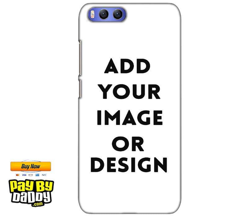 Customized Xiaomi Mi 6 Mobile Phone Covers & Back Covers with your Text & Photo