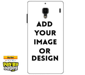 Customized Xiaomi Redmi 1S Mobile Phone Covers & Back Covers with your Text & Photo