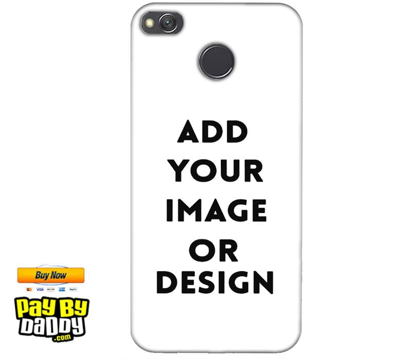 Customized Xiaomi Redmi 4 Mobile Phone Covers & Back Covers with your Text & Photo