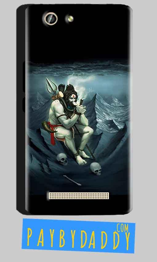 Xiaomi Redmi 5A Mobile Covers Cases Shiva Smoking - Lowest Price - Paybydaddy.com