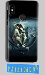Xiaomi Redmi Note 5 Pro Mobile Covers Cases Shiva Smoking - Lowest Price - Paybydaddy.com
