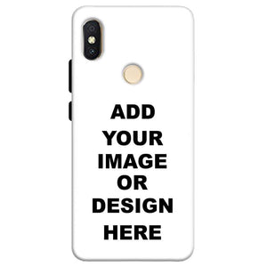 Customized Xiaomi Redmi Y2 Mobile Phone Covers & Back Covers with your Text & Photo
