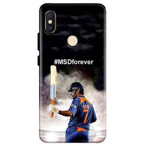 Xiaomi Redmi Y2 Mobile Covers Cases MS dhoni Forever - Lowest Price - Paybydaddy.com