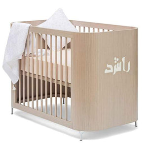 Natural 5-in-1 Embrace Love Crib