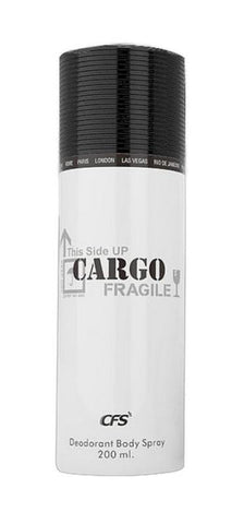 CFS Cargo White Deodorant Body Spray 200ML