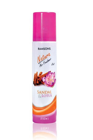 Ramsons Sandal & Lotus Air Freshener 250 ML