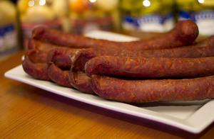 Chorizo twin pack 390gm