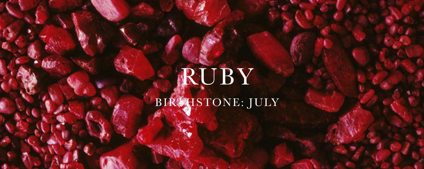 What is my birthstone for July, July Birthstone, Ruby Birthstone