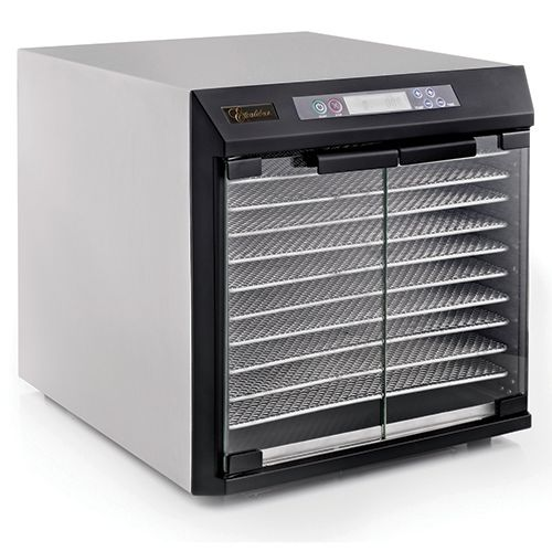 Excalibur 10-tray, Stainless Steel Dehydrator