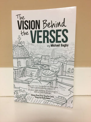 The Vision Behind The Verses Book (Volume 3)