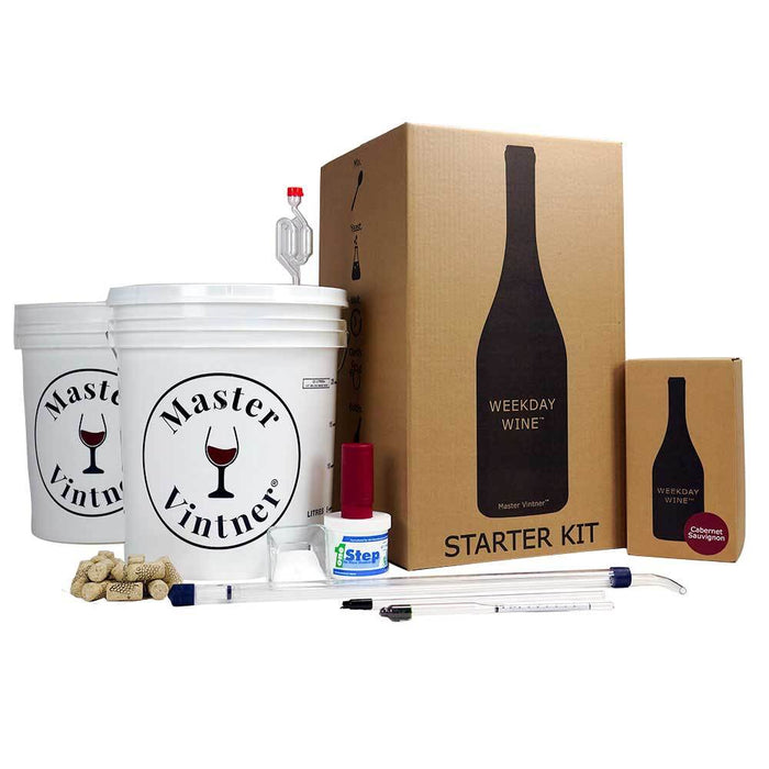 Master Vintner™  Weekday Wine Starter Kit