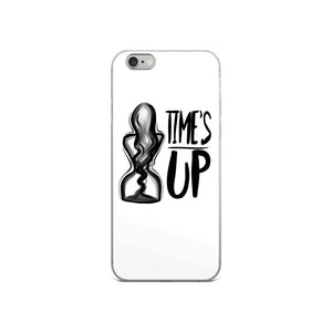 Time's Up - iPhone Case-Konsnt-Times Up