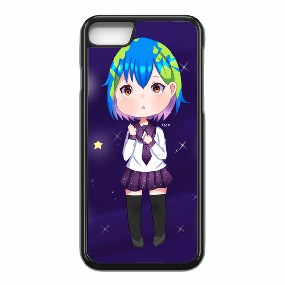 Earth Chan Wallpaper iPhone 7 Case | Republicase
