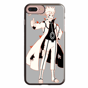 Naruto Shippuden Minumalist iPhone 7 Plus Case | Republicase
