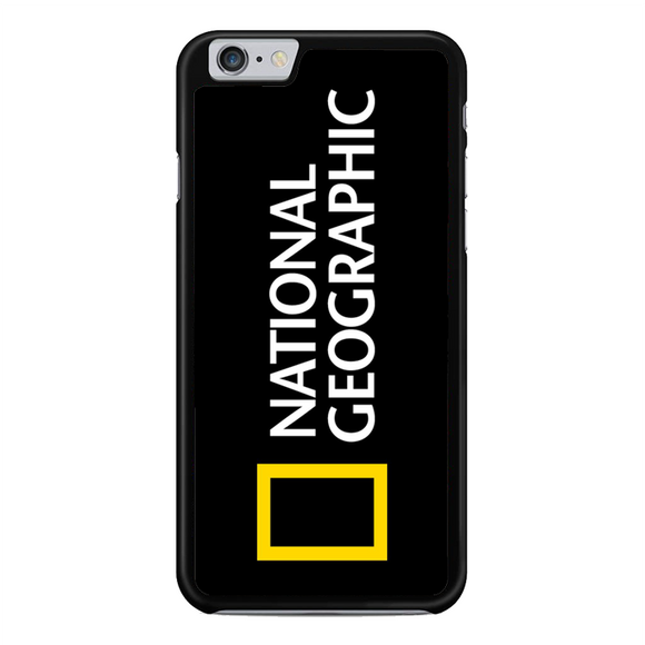 National Geographic Black Portait iPhone 6 Plus / 6S Plus Case | Republicase