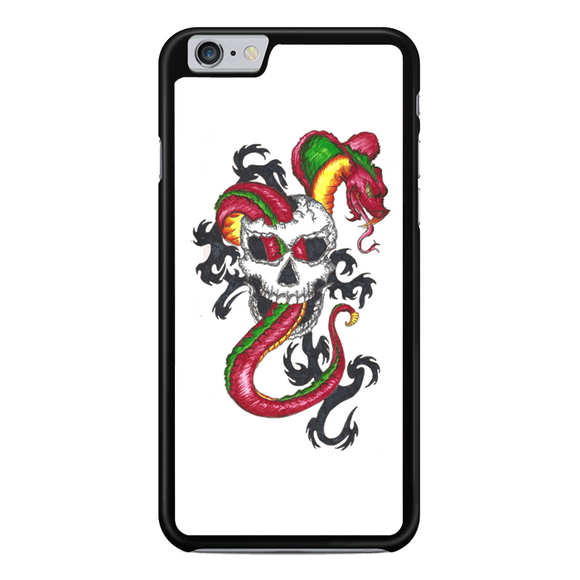 Skull Snake iPhone 6 Plus / 6S Plus Case | Republicase