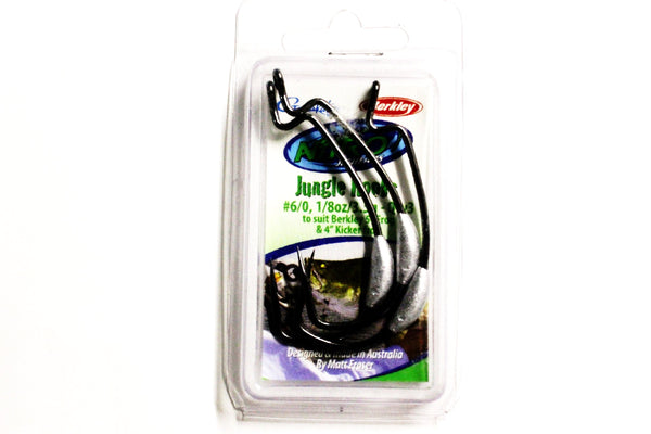 Berkley Nitro Jig Heads Jungle Hook 3.5g