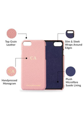 iphone 7/8 phone case- pink- product features
