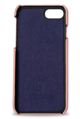 iphone 7/8 phone case- pink- inside