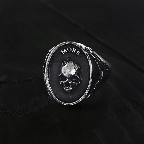 Mors Signet Style Ring