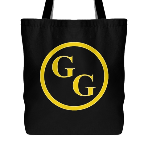 Goldbar Games Circle Logo Totebag