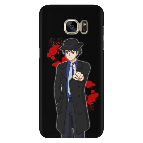 Detective Butler Phone Case Galaxy S7