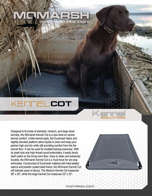 KENNEL COT
