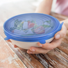Zero-Waste Reusable Food and Container Lids - 12pcs
