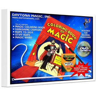 The Coloring Book Magic Kit Lots of fun at Make It Magic