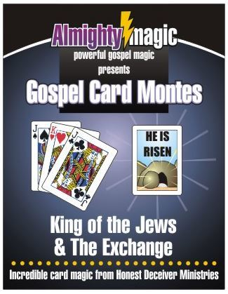 Gospel Card Montes Gospel Magic Trick
