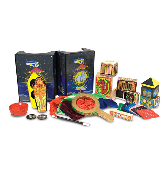 Deluxe Magic Set by Melissa & Doug Great Fun for Kids