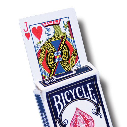 Rising Card Deck, Bicycle