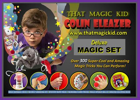 That Magic Kid Magic Kit